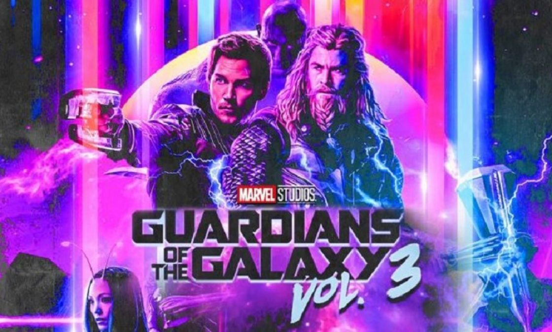 guardians of the galaxy vol 3 cover